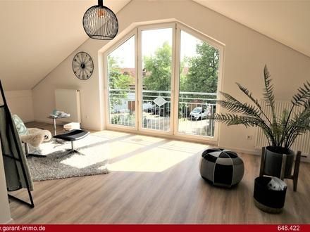 ** Hochwertige Doppelhaushälfte mit wunderschönem Atelier, Terrasse und Garten **