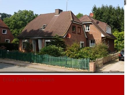 2 Häuser - Platz für 2 Familien oder 2 Generationen in 24326 Stocksee
