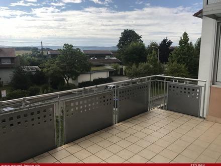 Aussicht Balkon 1.OG