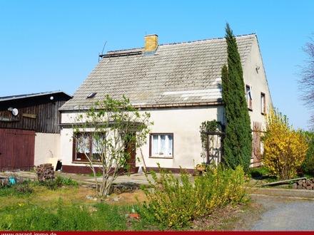 Kleines sanierungsbedürftiges Haus mit Sägewerk und Motormühle