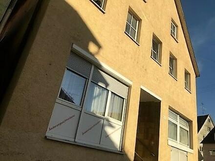 Große Wohnung mitten in Ehingen, gewerblich und privat nutzbar