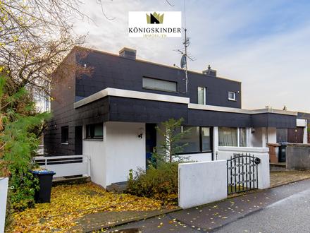 Ein Gefühl wie im eigenen Haus: Charmante Wohnung mit Einzelgarage im schönen Esslingen-Serach