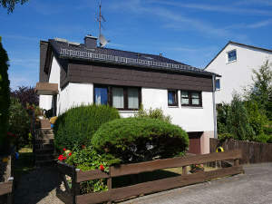 Individuelles Einfamilienhaus in ruhiger und beliebter Lage