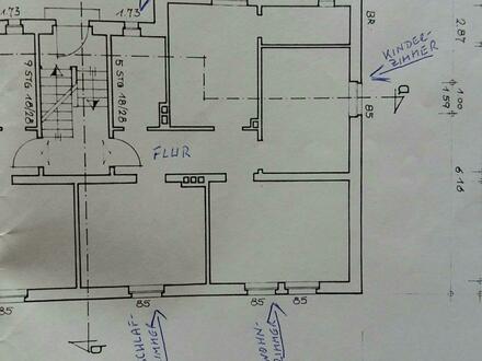 Renovierte helle Altbauwohnung zu vermieten