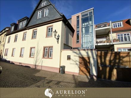MODERNE FEATURES VS. HISTORISCHES FLAIR! Exkl. 3 Zimmer + Patio im Herzen von Aschaffenburg!