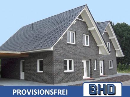 Schlüsselfertig ** Hochwertige Neubau-Doppelhaushälfte in beliebter Lage **