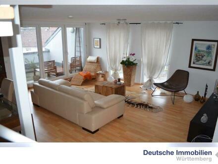 Hübsche 3-Zimmer-Maisonette-Wohnung (4 Zimmer mgl.) in zentraler Lage