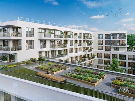 PARACELSUS STRASSE: 4 Zimmer Neubau Wohnung mit 2 Balkone