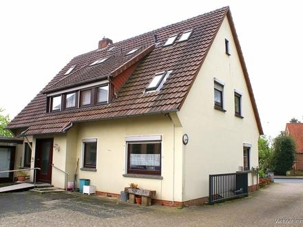 Wohn- und Gewerbeimmobilie in Verden Borstel