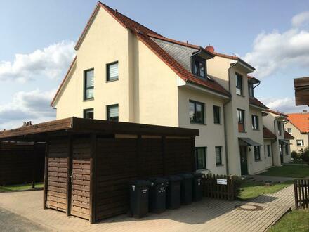 3-Raum-Wohnung im Dachgeschoss mit Balkon! (WE06)