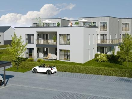 Penthouse - barrerefrei - mit Dachterrasse und Burgblick WE15 Typ E