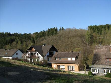 Schönes Baugrundstück mit Aussicht: Harbach-Hinhausen!