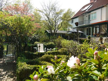 Villa mit Altbaucharme