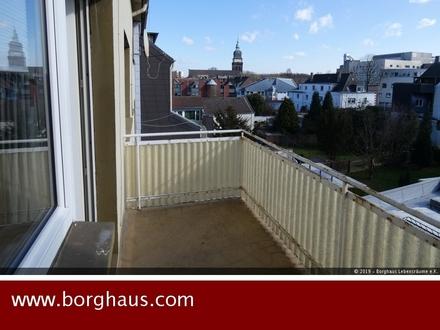 4-Zimmer-Wohnung mit sonnigem Balkon