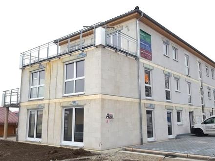 Exklusive 2-Zimmer-Erdgeschosswohnung in Colmberg