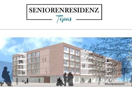 KAPITALANLAGE - 7% RENDITE - SENIORENRESIDENZ TOPAS - direkt vom Bauträger