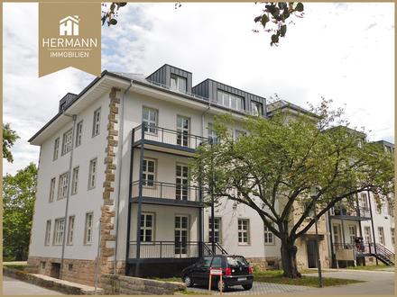 Neubau Erstbezug! Großzügige 4-Zimmerwohnung mit Balkon in Hanau