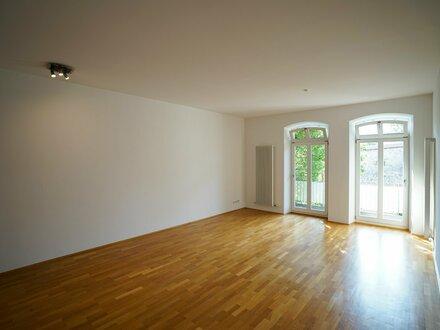 Ruhige 3-Zimmer Wohnung am Michelsberg mit Balkon