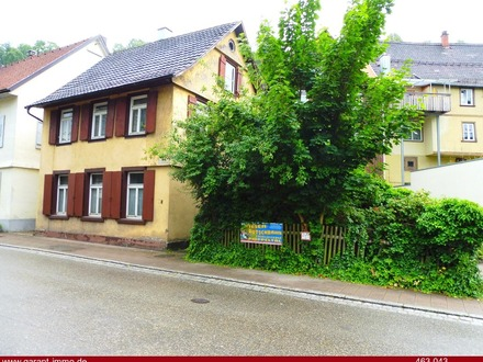 Zentrumsnah in Schiltach