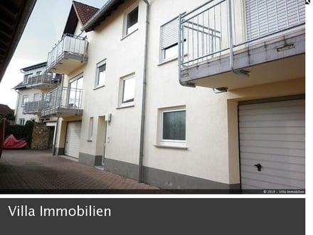 Moderne 2 Zimmer-Whg. mit EBK, Balkon und TG-Stellplatz im Ortskern von Ober-Olm, Nähe ZDF