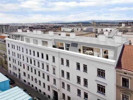 Erstbezug! enzückende 2 Zimmer Stadtwohnung in einem Jahrhundertwendaus im 15. Bezirk in Wien