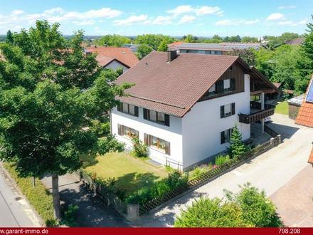 *** Ein Rohdiamant! Mehrfamilienhaus in exklusiver Lage Weißenhorn's ***