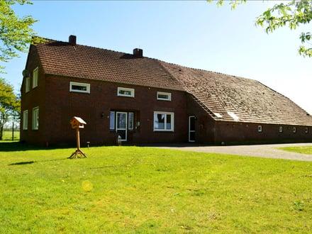 Friedeburg: Sanierter Resthof mit großer Scheune und Nebengebäude Obj.Nr. 4700