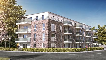 Eigentumswohnungen Tarup- Neue Mitte