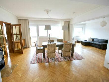 Klagenfurt - Lendkanal: Großzügig geschnittene 3-ZI-Wohnung mit Westloggia und Tiefgarage