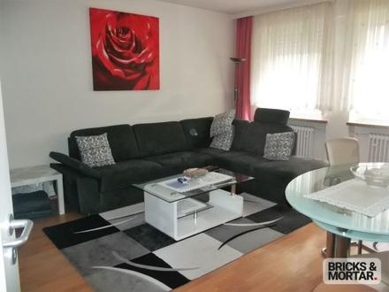 Helle, sehr gepflegte 2-Zimmer-Wohnung in guter Wohnlage mit Balkon und Stellplatz