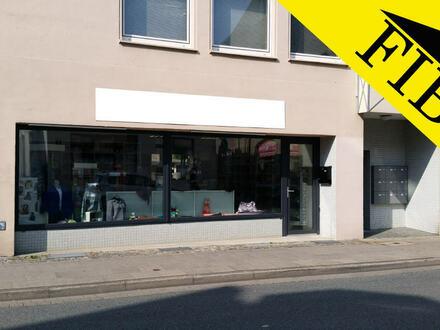 Zur Selbstnutzung oder als Kapitalanlage! Bezugsfreie Gewerbefläche mit Schaufenster als Laden, Büro oder Praxis in der Bielefelder…