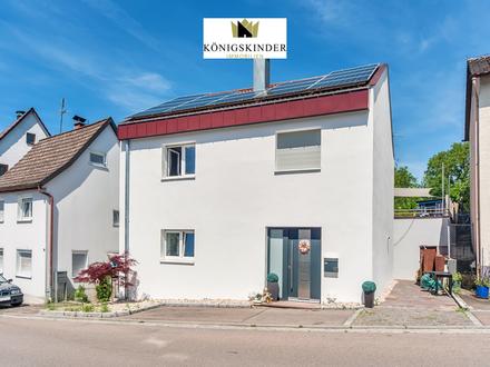 Top modern&exclusiv! Einfamilienhaus mit super Ausstattung, sonnigem Garten in herrlich,ruhiger Lage