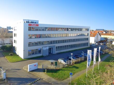 Provisionsfrei - 710 m² lichtdurchflutete Bürofläche in innovativem Technologiepark