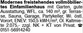 Haus in Wiesbaden (65207)