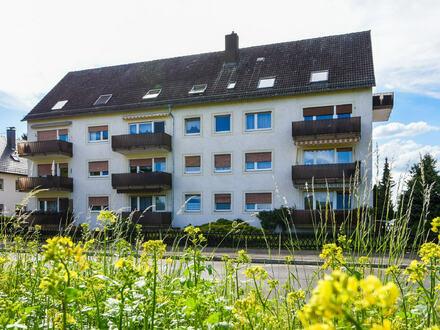 Tolle Einkaufsmöglichkeiten und Verkehrsanbindung! Gemütliche 2-ZKB-Eigentumswohnung in Neu-Edingen