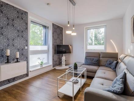 2 Zimmerwohnung mit moderner Einrichtung