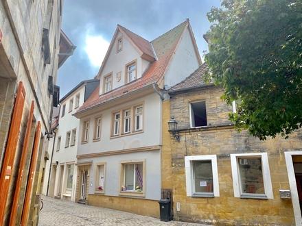 Saniertes, denkmalgeschütztes Stadthaus in Bayreuth