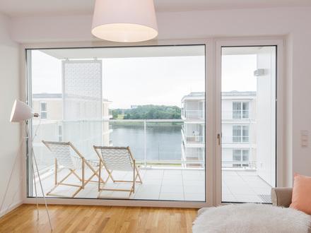 3-Zimmer Wohnung mit direktem Weserblick!