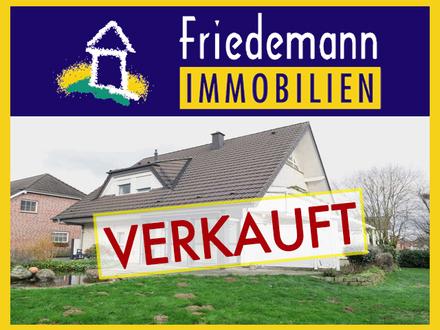 Exklusives und schön gelegenes Architektenhaus für 1-2 Familien oder Wohnen mit Büro in Löhne-Gohfeld