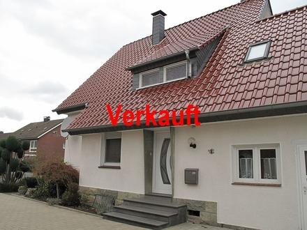 Charmantes Ein- / Zweifamilienhaus in ruhiger Lage - Rheda-Wiedenbrück