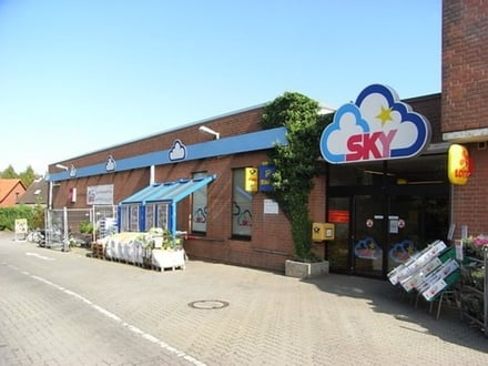 Verbrauchermarkt in verkehrsgünstiger Stadtteillage in Itzehoe