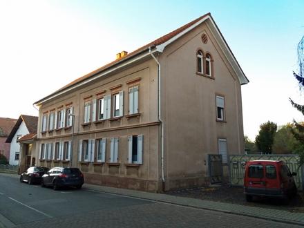 HEMING-IMMOBILIEN - 2-3 FH, ca. 380 m² Wfl., weitläufiger Garten in ruhiger Lage