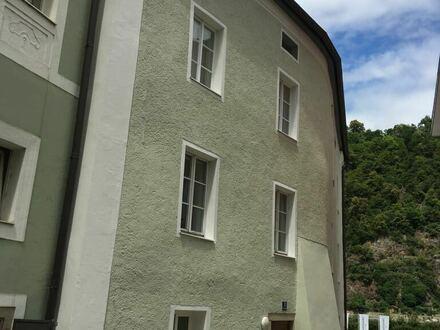 An der Grenze zur Altstadt - Donaulende