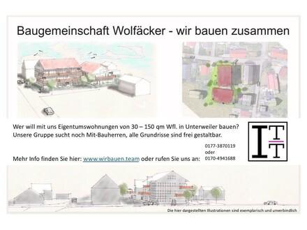 Baugemeinschaft in Ulm-Unterweiler sucht