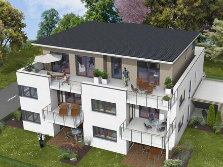 Stilvolles Penthouse mit sagenhafter Dachterrasse in Südausrichtung!
