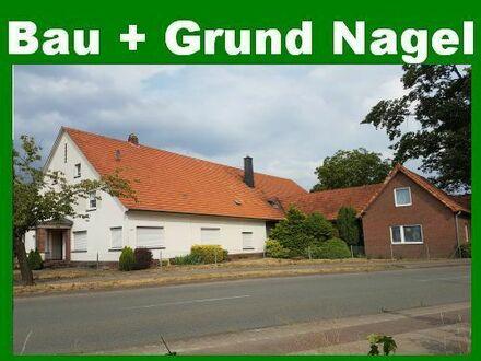 Großes Wohnhaus inkl. einem Wohn- u. Geschäftshaus mit großem Grundstück !