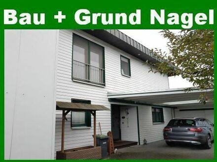 Vielseitige Gewerbehalle mit attraktivem Wohnhaus in Marienfeld!