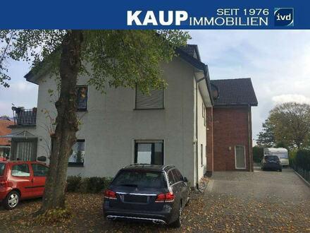 Wohnhaus mit MFH-Anbau und Baugrundstück in Langenberg