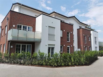 3-Zi., 90 m², EG, Neubau, m. Terrasse u. kleinen Garten