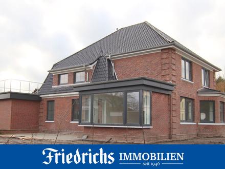 Moderne 3-Zimmer-Erdgeschosswohnung mit großer Terrasse und Garten in Rastede